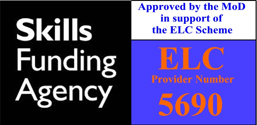 Enhanced Learning Credits Provider Number 5609